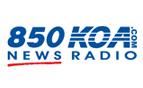 850 KOA Radio Interview